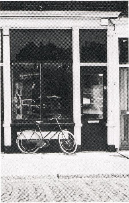 Galerie Fenna de Vries Delft, Markt 73